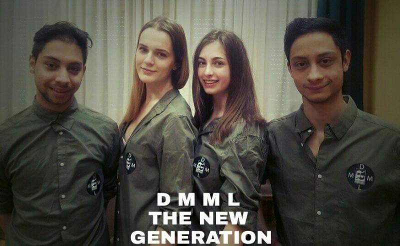 Sorrendben: Márk, Dominika, Lilla, Matyi