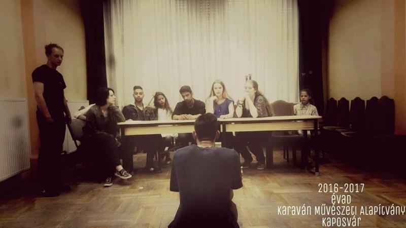 Elfajzottak próba, Kaposvári stúdió