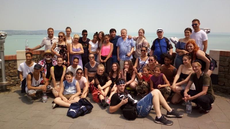 Tihanyi csoportkép Fotó: Nyári Pál
